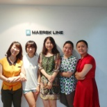 Maersk Line photo: end of the intern