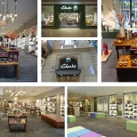 Clarks photo: Some of our retail stores