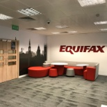 Equifax photo: Our new offices in Leeds.