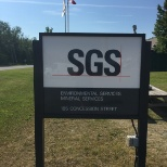 SGS Sign