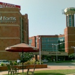 Fortis Healthcare photo: Not available