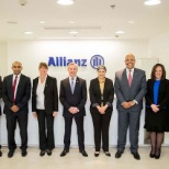 Foto von Allianz, Head office inauguration