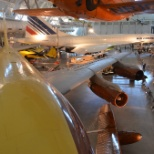 Steven F. Udvar-Hazy Center: Boeing 367-80 Jet Transport