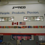 Samco Machinery photo: Family From All Over The Globe