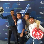 Cisco Tailgate Event