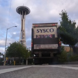 Sysco, Seattle.