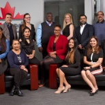 Our amazing Mississauga team !