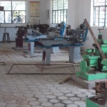 ENGINEERING COLLEGE MECHANICAL WORK SHOP