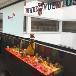 Syneos Health Clinical photo: Celebrating Dia de los Muertos in the office