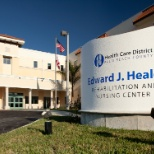 Health Care District of Palm Beach County photo: Edward J. Healey Rehabilitation and Nursing Center