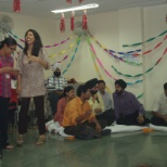 inter deptt. singing competition
