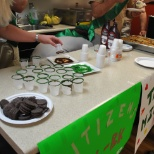 Citizens Disability photo: Thin Mints Scouts