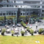Sky Deutschland photo: Sky Terrasse
