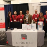 SharePoint TechFest 2014 - Credera booth