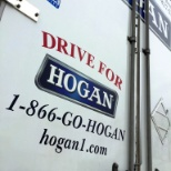 At Hogan we know our most valuable resource is our drivers.