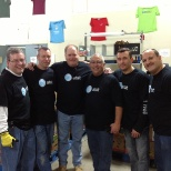 AT&T day of caring