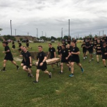 Physical training competition