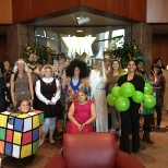 Mercury Insurance Group photo: Employee Costume Contest - October 2012