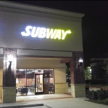 Subway telfair
