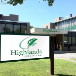 Highlands Hospital photo: Serving Fayette County, PA for Health and Wellness