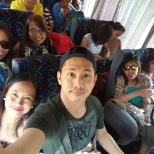 We are on our way to the beach for our summer outing 2016. And we realy had fun