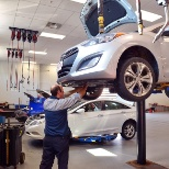 Country Hyundai Service Department