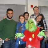 Visit from an old grinchy friend