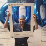 Congrats to the #BaylorDallas Center for Valve Disorders team for performing their 600 TAVR!