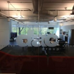 DAC Group photo: Our new New York office!