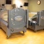 LBVA'a Two Sechrist Monoplace Hyperbaric Chambers.