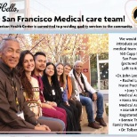 Native American Health Center photo: Meet our San Francisco Medical Care Team!