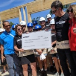 Verizon commits $1 million to support Habitat for Humanity's Hurricane Michael recovery efforts in