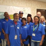 Healthcare Services Group photo: This is how Highland rows. Showing off the blue
