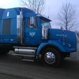 Midwest Dairy Transport, LLC photo: Blue