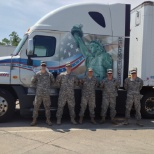 Bay and Bay Transportation photo: We salute our troops