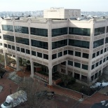 Network Health's headquarters at 101 Station Landing in Medford, MA