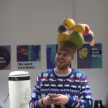 photo of Booksy, Booksy Team Building challenge - Christmas addition