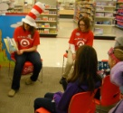 Read across America store event