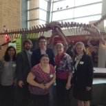 G&K volunteers participated in a Mock Interview Workshop in the Science Museum of Minnesota.