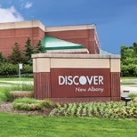 Discover Financial Services photo: New Albany, OH Operations Center