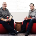 Clio's Co-Founders, Jack Newton and Rian Gauvreau