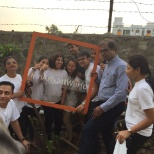 Tree Plantation Day #inahyattworld