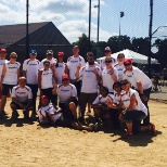 Amplifon corporate team at annual softball game!