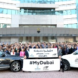 The First Group photo: Our Dubai