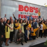 The Bob's Team in Union, NJ!