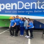 Giving back to veterans free dental care