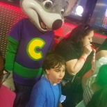 Chuck E. Cheese photo: Count Down to Chuckie Birthday Party 2017
