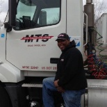 Martin Transportation Systems Inc. (MTS) photo: MTS has drivers with pride!