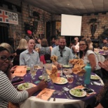 HCS Healthcare photo: Company Event at Sleuth's Mystery Dinner Show