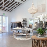 entry to boutique in Marin county